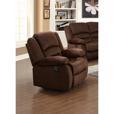 Tafolla Manual Glider Recliner