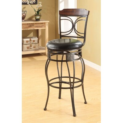 Barton-upon-Humber Swivel Bar Stool