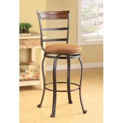 Bartow Swivel Bar Stool