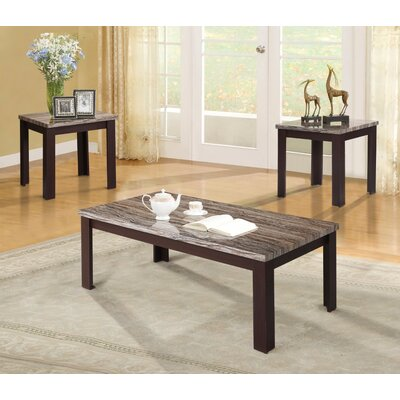 Monga Coffee and End Table Set