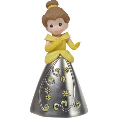 Disney Showcase Beauty & the Beast Princess Belle Decorative Bell Figurine 172421