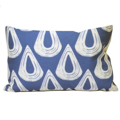 Caudell Lumbar Pillow Color: Blue
