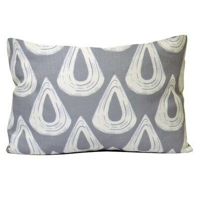 Caudell Lumbar Pillow Color: Gray Mix
