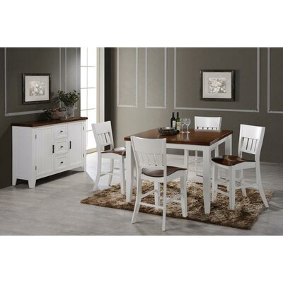 Adalard�6 Piece Gathering Set Color: White