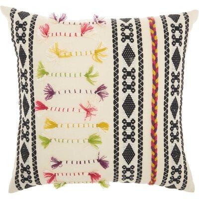Kym Cotton Throw Pillow