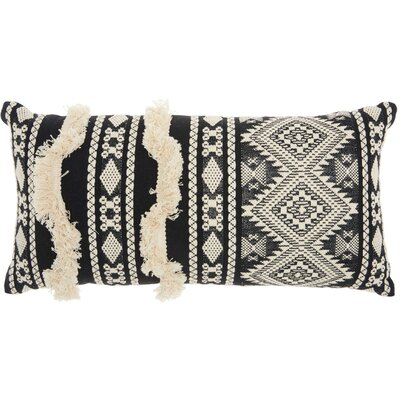 Kym Cotton Lumbar Pillow