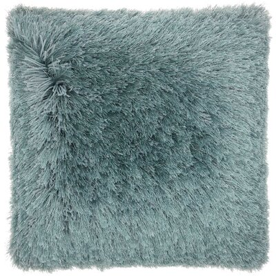 Shanelle Throw Pillow Color: Celadon
