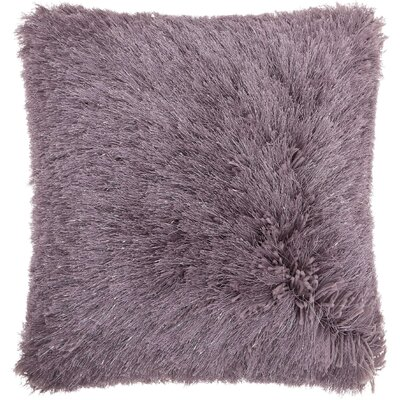 Shanelle Throw Pillow Color: Lavender