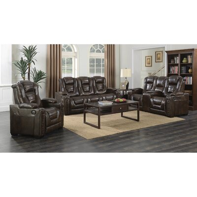 Barnhart Configurable Living Room Set