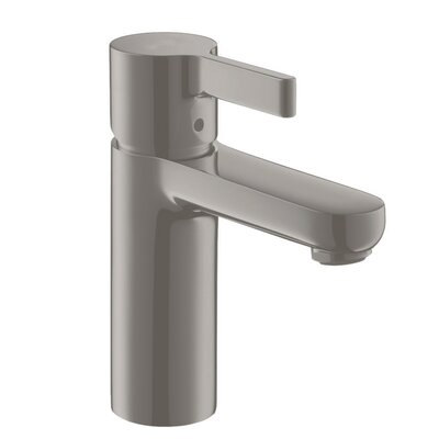Basin Single Hole Single Handle Bathroom Faucet Finish: Brush Nickel
