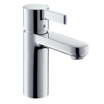 Basin Single Hole Single Handle Bathroom Faucet Finish: Chrome
