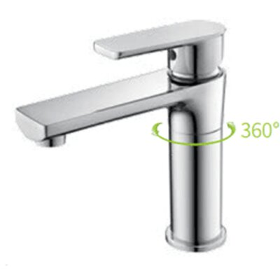 Basin Single Hole Single Handle Bathroom Faucet