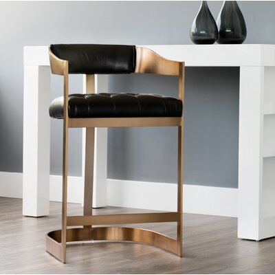 Club Beaumont Counter 26.5 Bar Stool