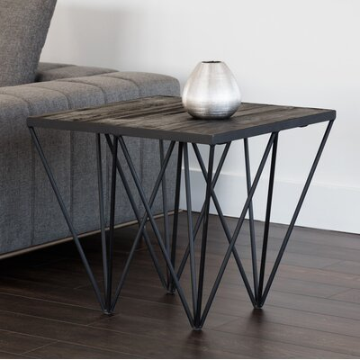 Mixt Square End Table