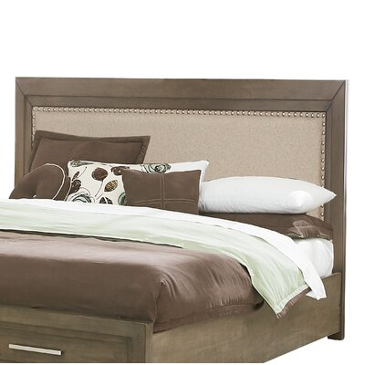 Lipscomb Upholstered Panel Bed Size: King