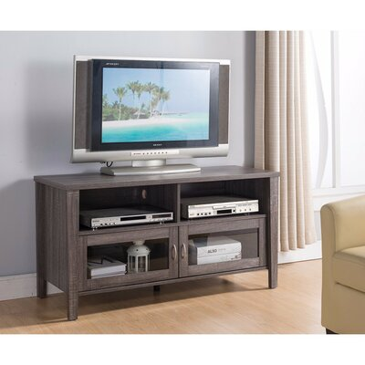 Voyles 47 TV Stand Color: Gray