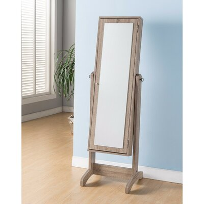 Stinson Sturdy Jewellery Cheval Mirror