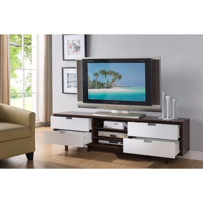 Janke Sophisticatedly Designed 70 TV Stand Width of TV Stand: 60