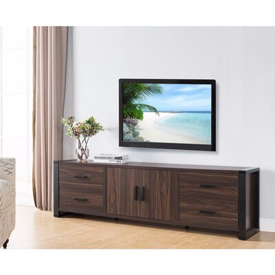 Janousek 60-70 TV Stand Width of TV Stand: 70.75