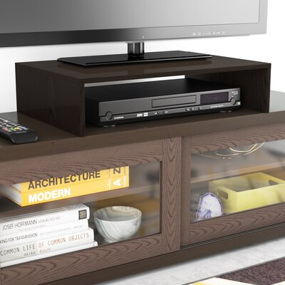 Ivanna 23.5 TV Stand Color: Black
