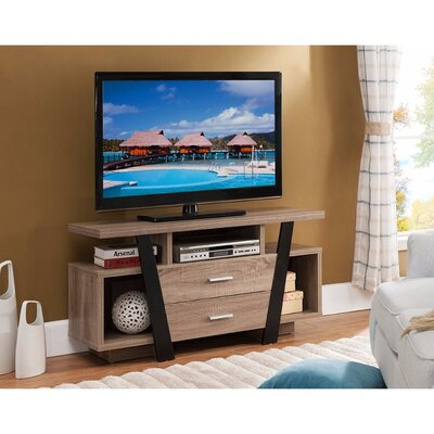 Bustamante Well Designed Modern Style 47-60 TV Stand Width of TV Stand: 47