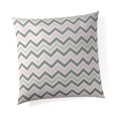 Yardley Chevron Linen Throw Pillow