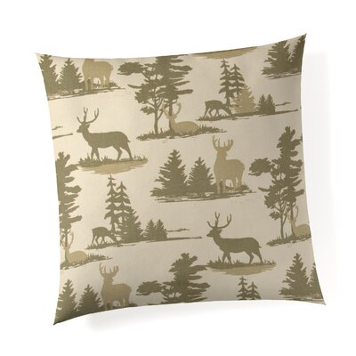 Alerton Linen Throw Pillow
