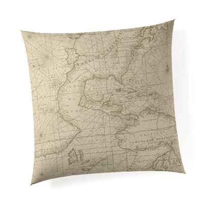 Alders Linen Throw Pillow