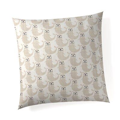 Westland Walrus Linen Throw Pillow