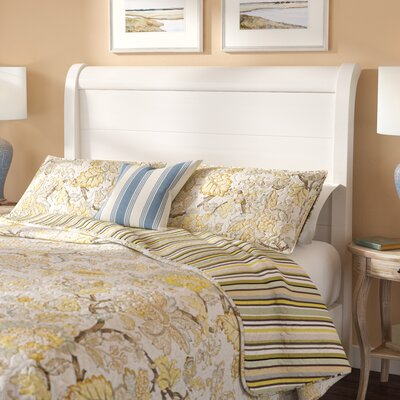 Marquardt Headboard Size: Queen, Color: Snow White