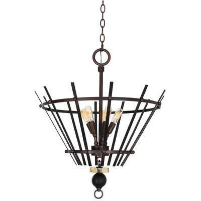 Fontanne 5-Light Foyer/Lantern Pendant