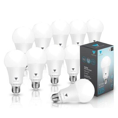 16W Dimmable E26/Medium (Standard) LED Light Bulb