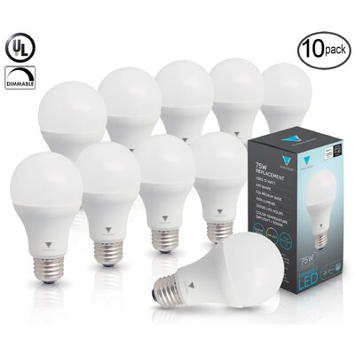 12W E26/Medium (Standard) LED Light Bulb