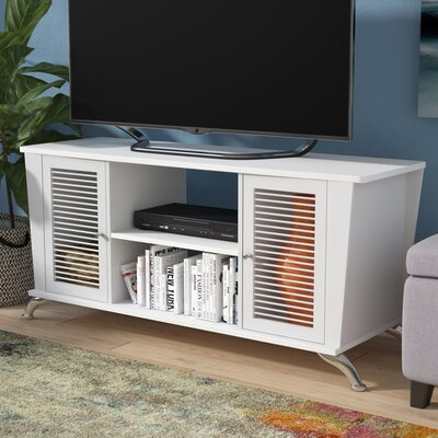 Georgette 47.25 TV Stand Finish: White