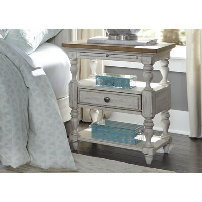 Clairence 1 Drawer Night Stand