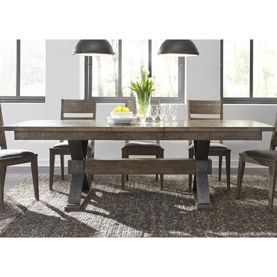 Cleaver Trestle Dining Table