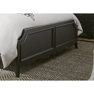 Clarksville Panel Footboard Size: King