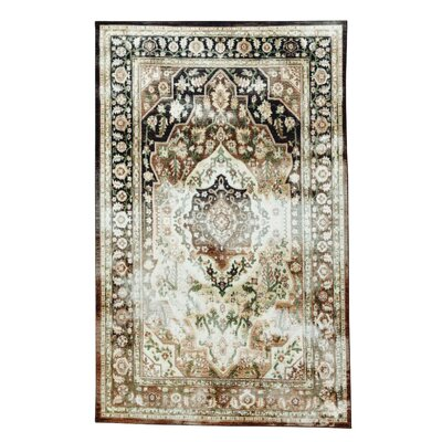 Clement Tan Area Rug Rug Size: Rectangle 5 x 8