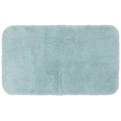 Gahagan Bath Rug Size: 24 W x 40 L, Color: Green