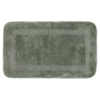 Carlino Bath Rug Size: 20 W x 34 L, Color: Celadon