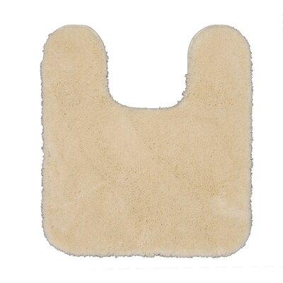 Galena Contour Mat Size: 21 W x 24 L, Color: Pearl