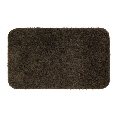 Chatham Bath Mat Size: 40 L x 24 W, Color: Bracken