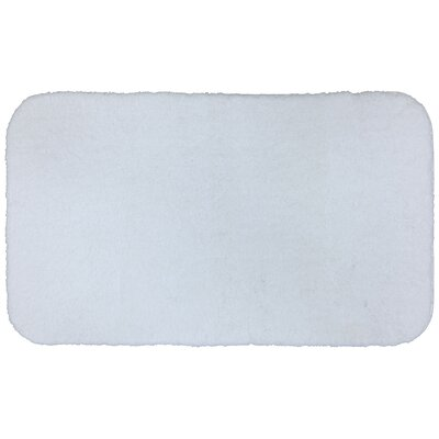 Gahagan Bath Rug Size: 24 W x 40 L, Color: White