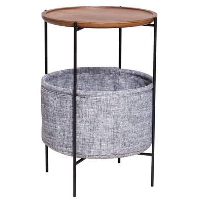 Willingham End Table with Storage