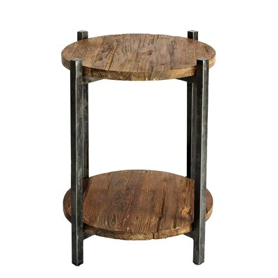 Oakwood End Table