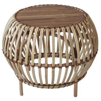 Pennrock Rattan End Table