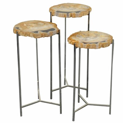 Oakton 3 Piece End Table Set