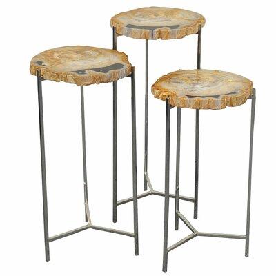 Oakton 3 Piece End Table Set