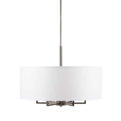 Broderick 6-Light Drum Chandelier