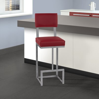 Lawton Bar Stool Seat Height: 26